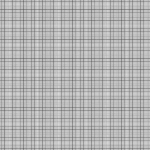 GRIDWORK SQUARE GRID GRAY