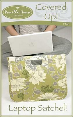 COVERED UP LAPTOP SATCHEL
