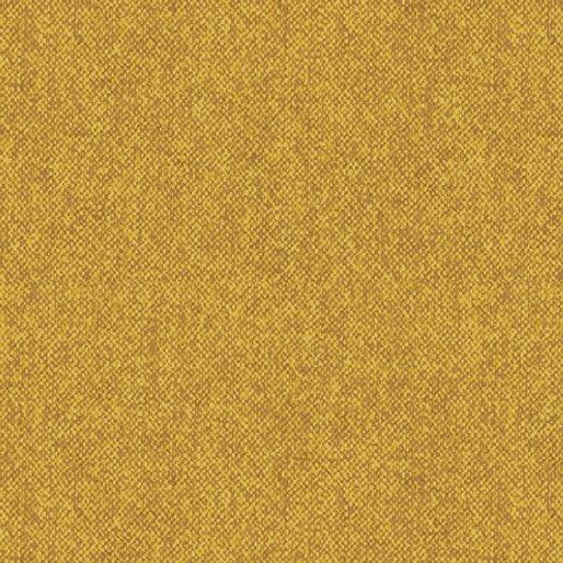WINTER WOOL FLANNEL - GOLD