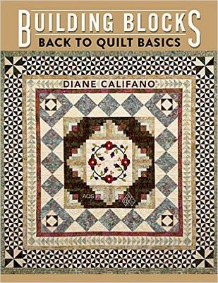 BUILDING BLOCKS BACK TO QUILT
