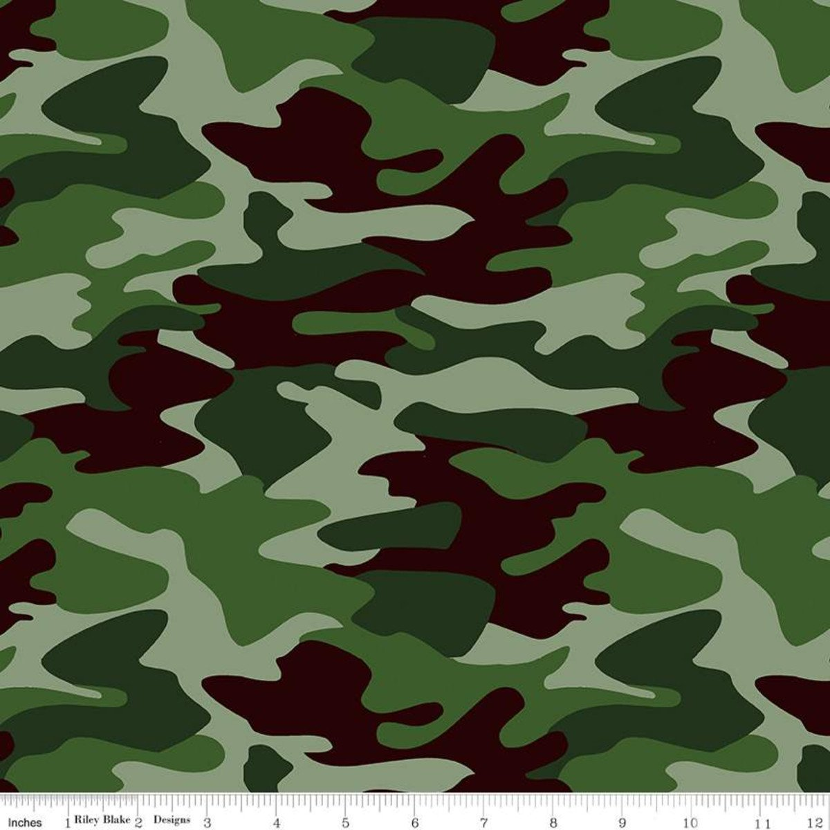 NOBODY FIGHTS ALONE CAMOFLAUGE GREEN
