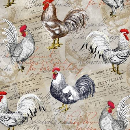 NATURAL ROOSTERS - FARM NATURAL