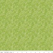 READY SET SPLASH GREEN W/CIRCLES