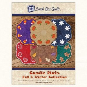 CANDLE MATS FALL & WINTER COLLECTION