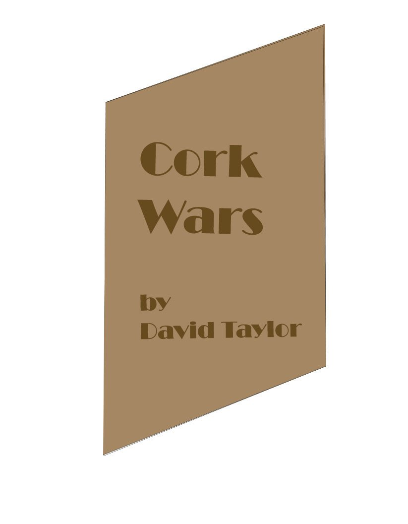 CORK WAR BOOK COVER