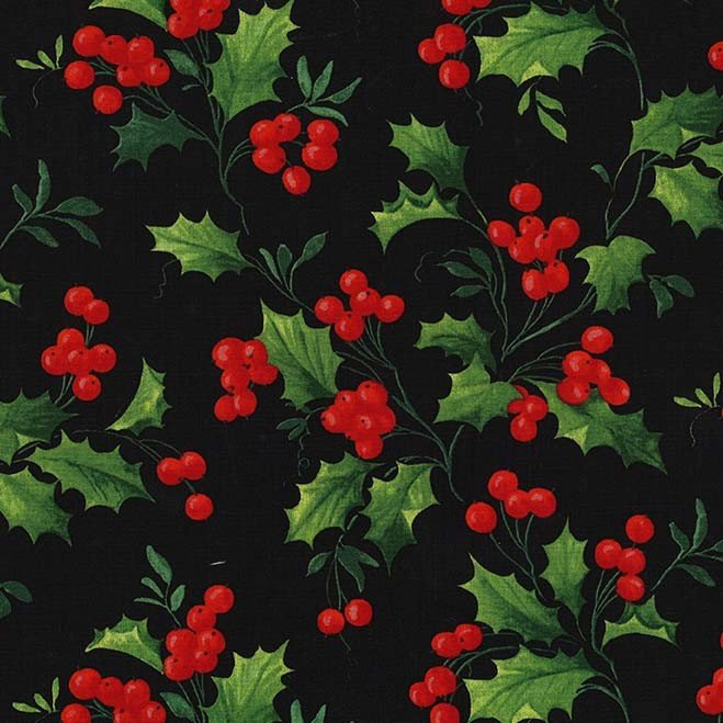 BOUGHS OF HOLLY GARLAND