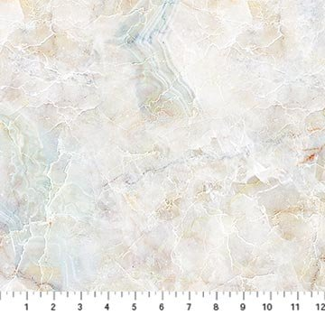 NEW DAWN - PALE GRAY VEINED MARBLE DIGITAL PRINT