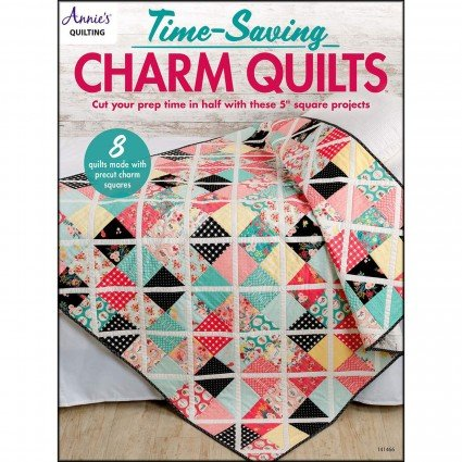 TIME SAVING CHARM QUILTS BOOK