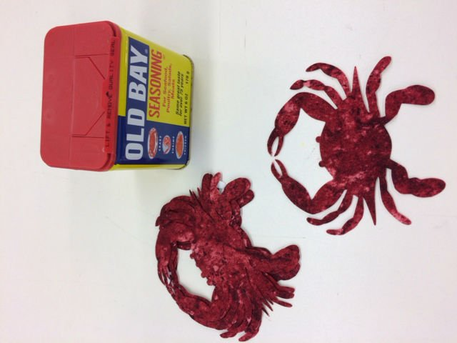 CRABS 3 SM RED