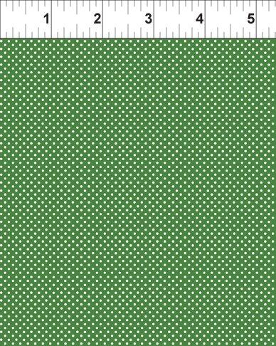 GARDEN DOTS GREEN