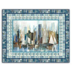 HARBOR DELIGHT WALL HANGING PATTERN