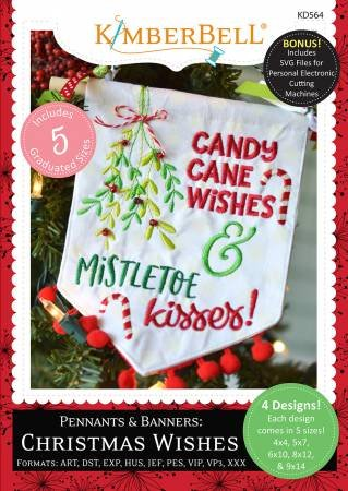 KIMBERBELL CHRISTMAS WISHES CD