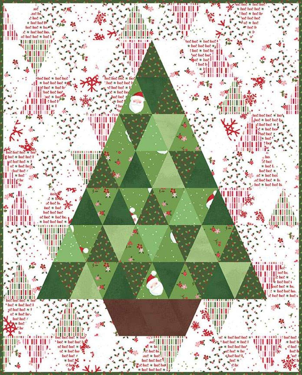 OLD CHRISTMAS TREE MINI KIT