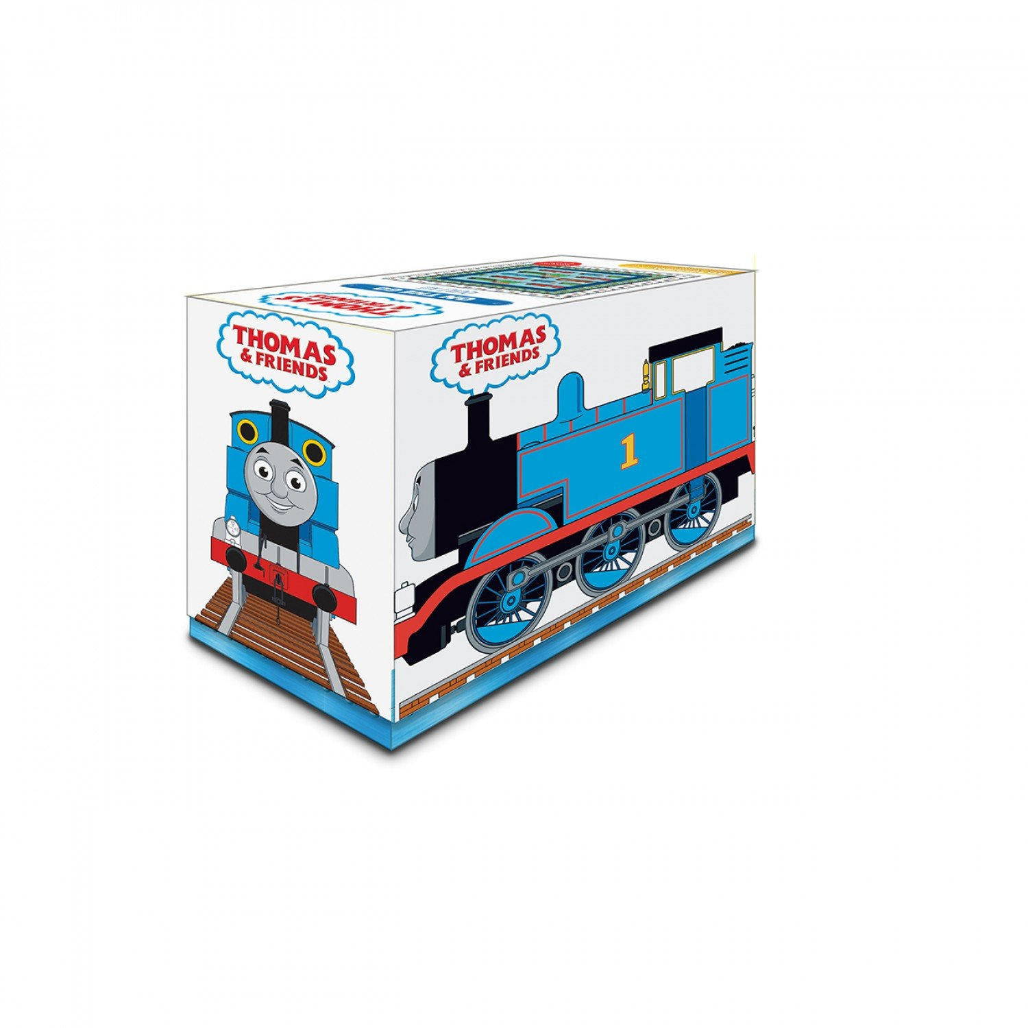 THOMAS & FRIENDS ON THE GO QUILT KIT 68 X 73