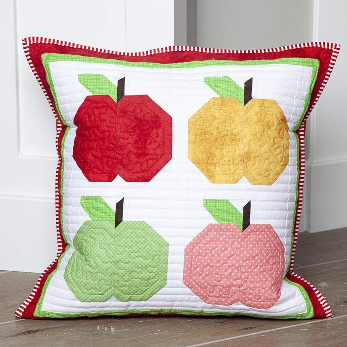 PILLOW OF THE MONTH  SEPTEMBER - RILEY BLAKE