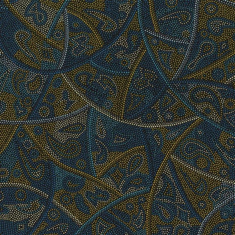 LOOKING AROUND BLUE