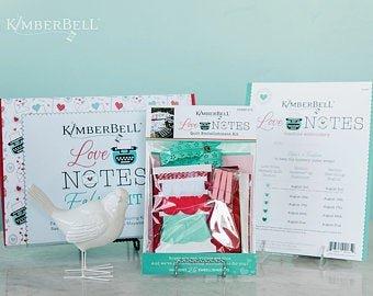 KIMBERBELL LOVE NOTES - SEWING