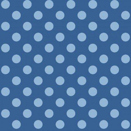 KIMBERBELL BASIC BLUE TONAL DOTS  1 of 2