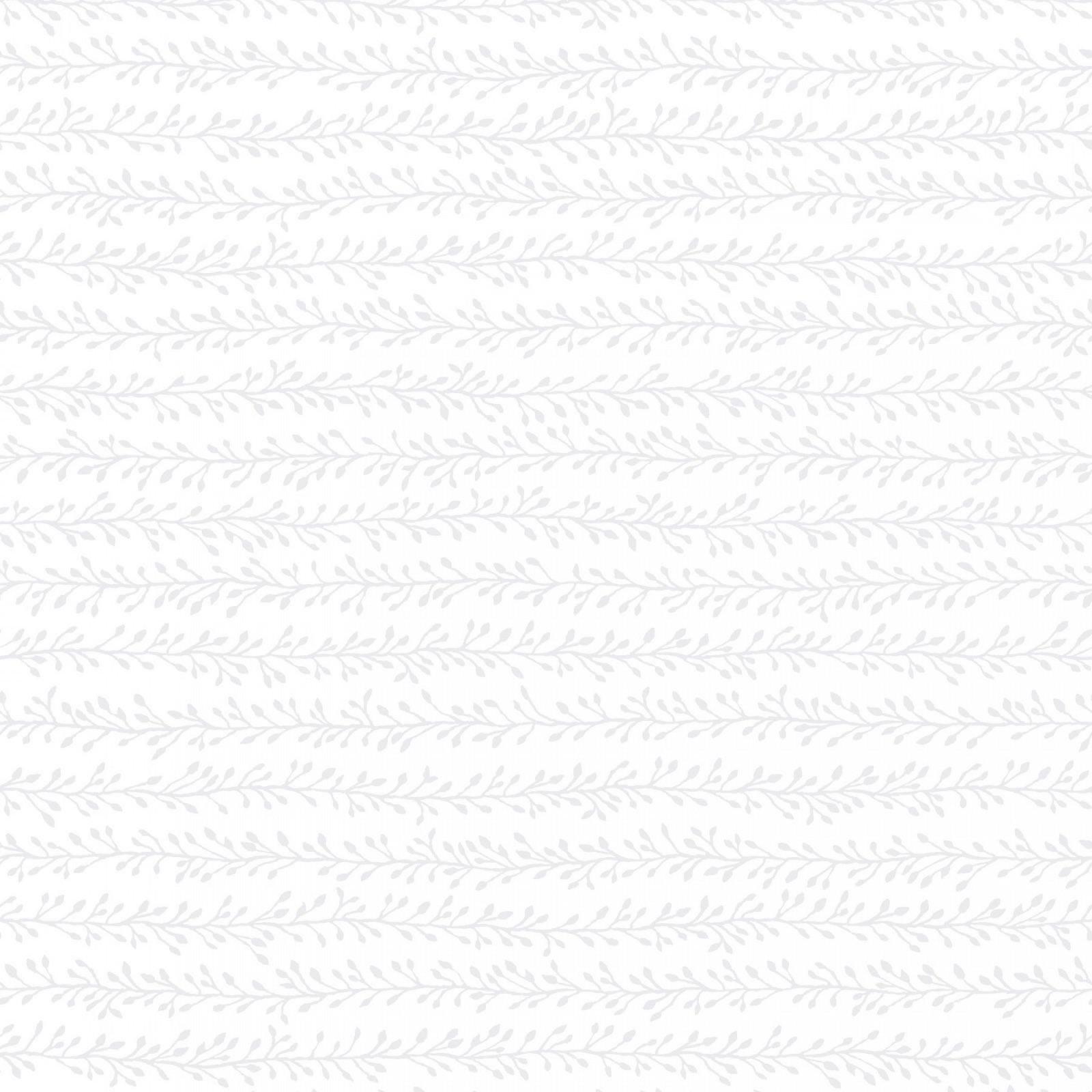 MEADOW EDGE VINE STRIPE WHITE