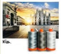 AURIFIL COLOR BUILDER MILAN GREY