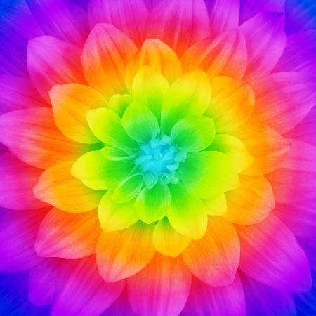 PRISM LARGE FLOWER PANEL
