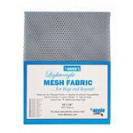 MESH FABRIC PEWTER LTWGT BY ANNIE