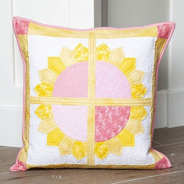PILLOW OF THE MONTH  JUNE - RILEY BLAKE