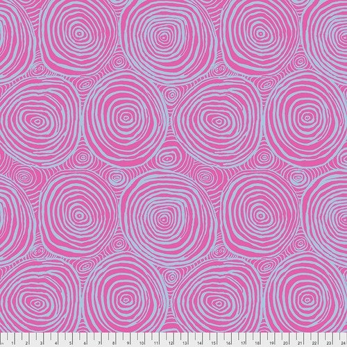 ONION RINGS PINK 108 WIDE BACK KAFFE FASSETT COLLECTIVE