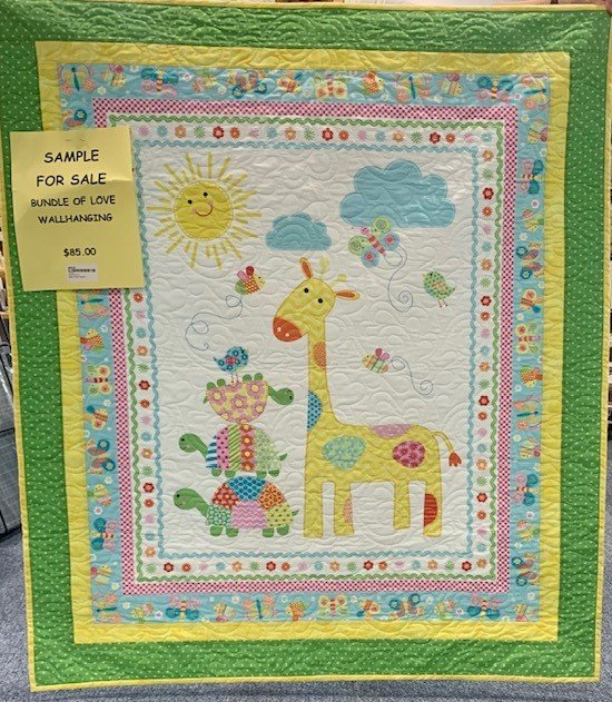 BUNDLE OF LOVE WALLHANGING 43 WIDE X 49 LONG