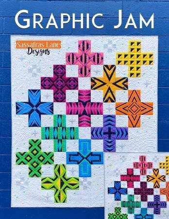 GRAPHIC JAM BOOK
