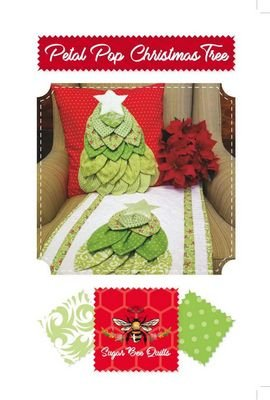 PETAL POP CHRISTMAS TREE PATTERN
