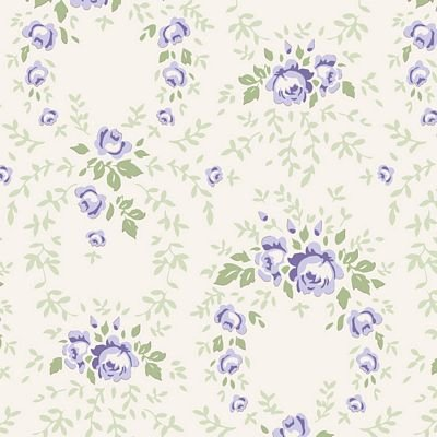 OLD ROSE LUCY BLUE ROSE BY TILDA