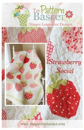 STRAWBERRY SOCIAL BY THE PATTERN BASKET