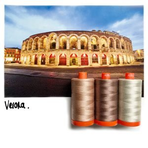 AURIFIL COLOR BUILDER VERONA MAUVE