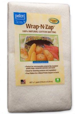 WRAP-N-ZAP BATTING 22 WIDE