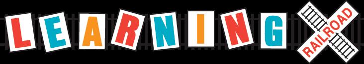 Learning Railroad Logo