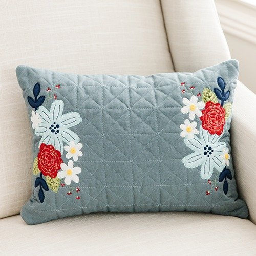 Quilted Pillow Blank