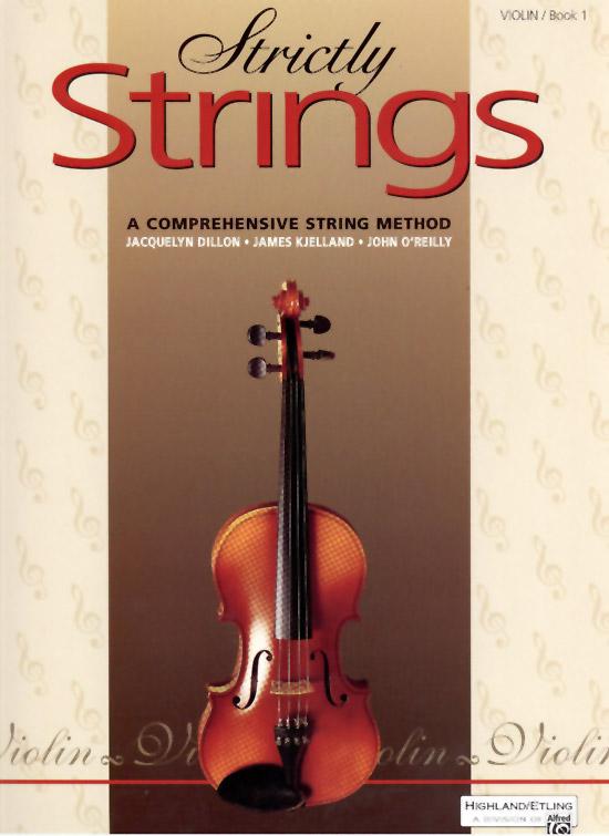 Strictly Strings Viola 1