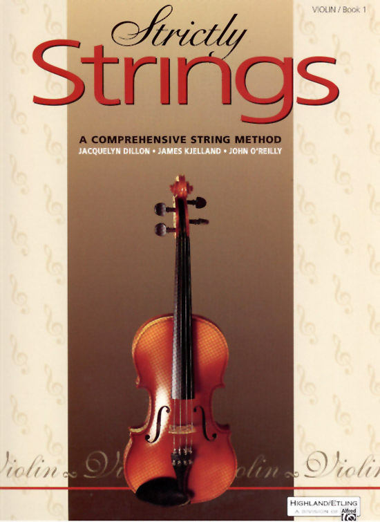 Strictly Strings Violin 1