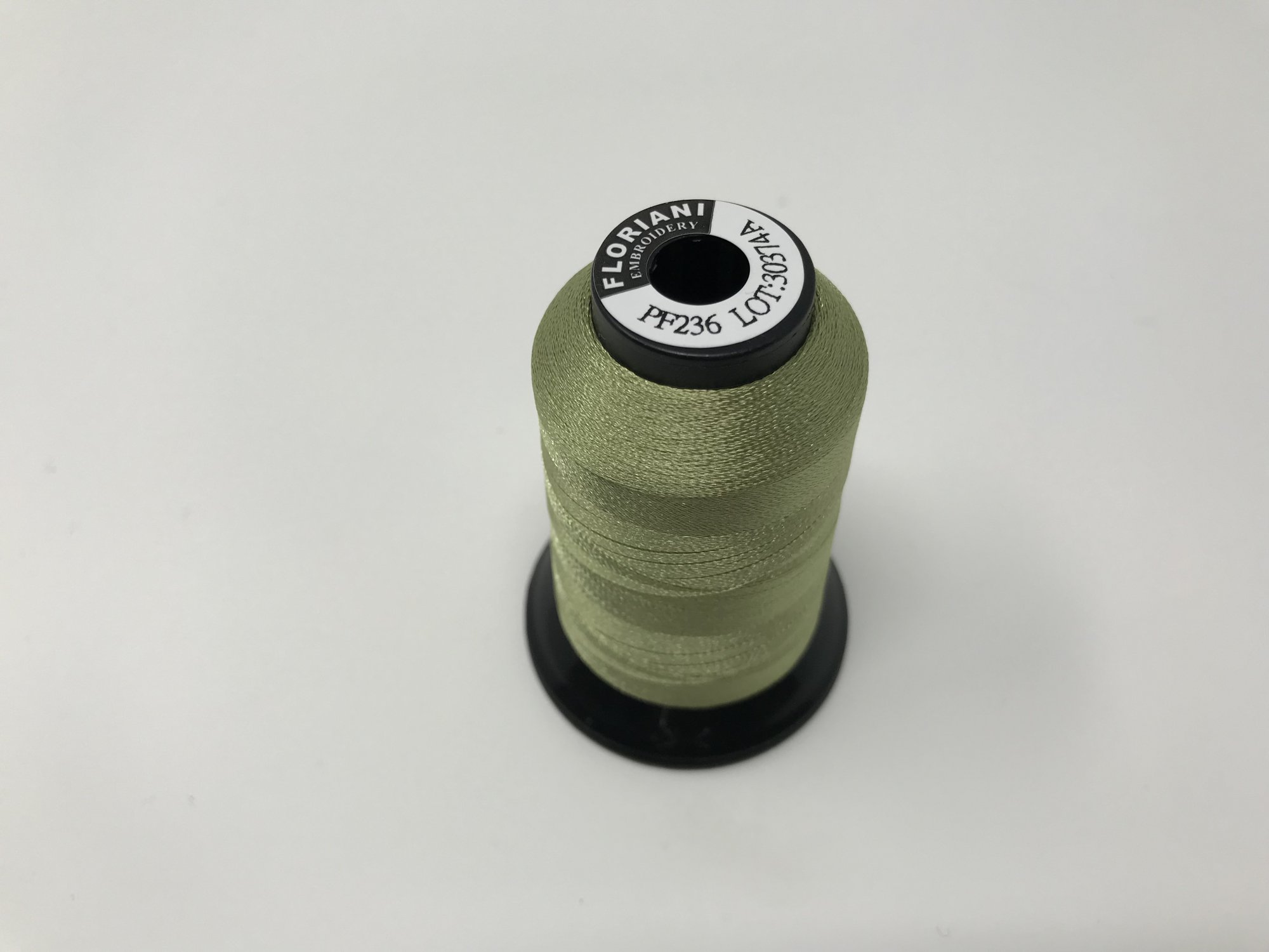 Floriani Thread Ashen Green