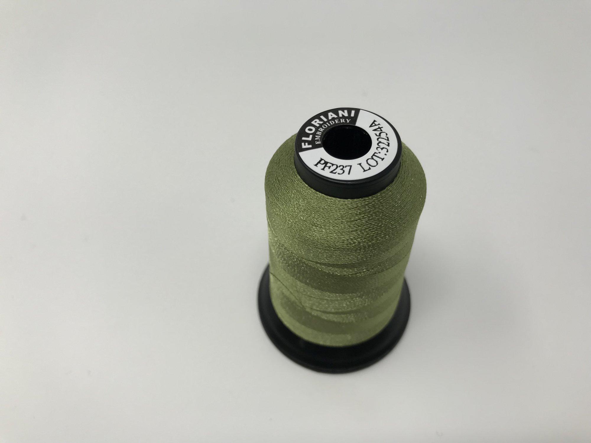 Floriani Thread Bean Green
