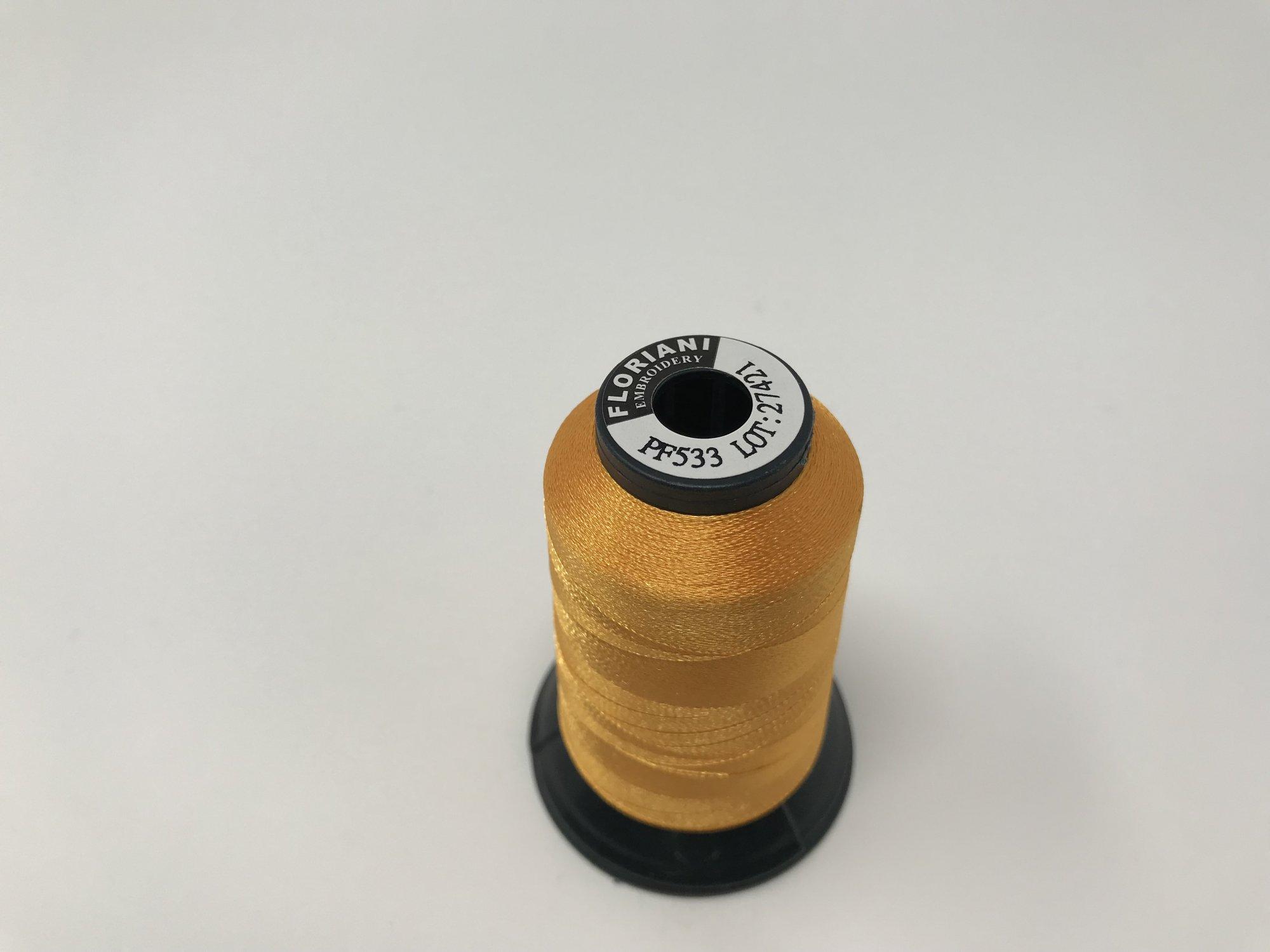 Floriani Thread Apricot