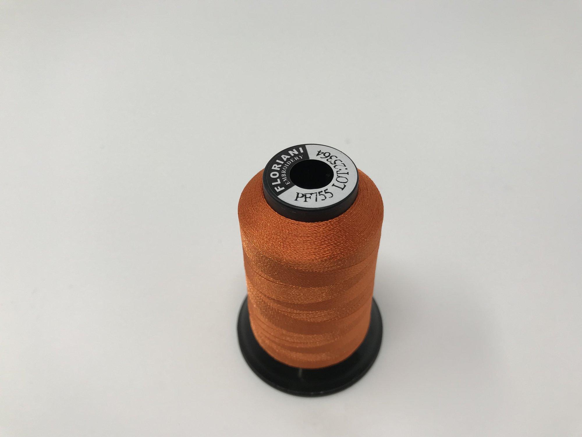Floriani Thread Burnt Orange