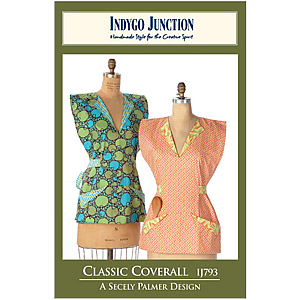 Indygo Junction Classic Coverall Apron Pattern
