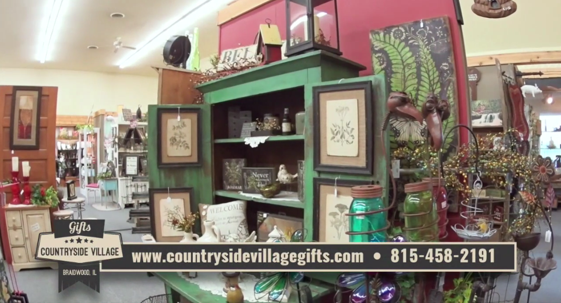 Countryside village gifts and quilt fabric shop