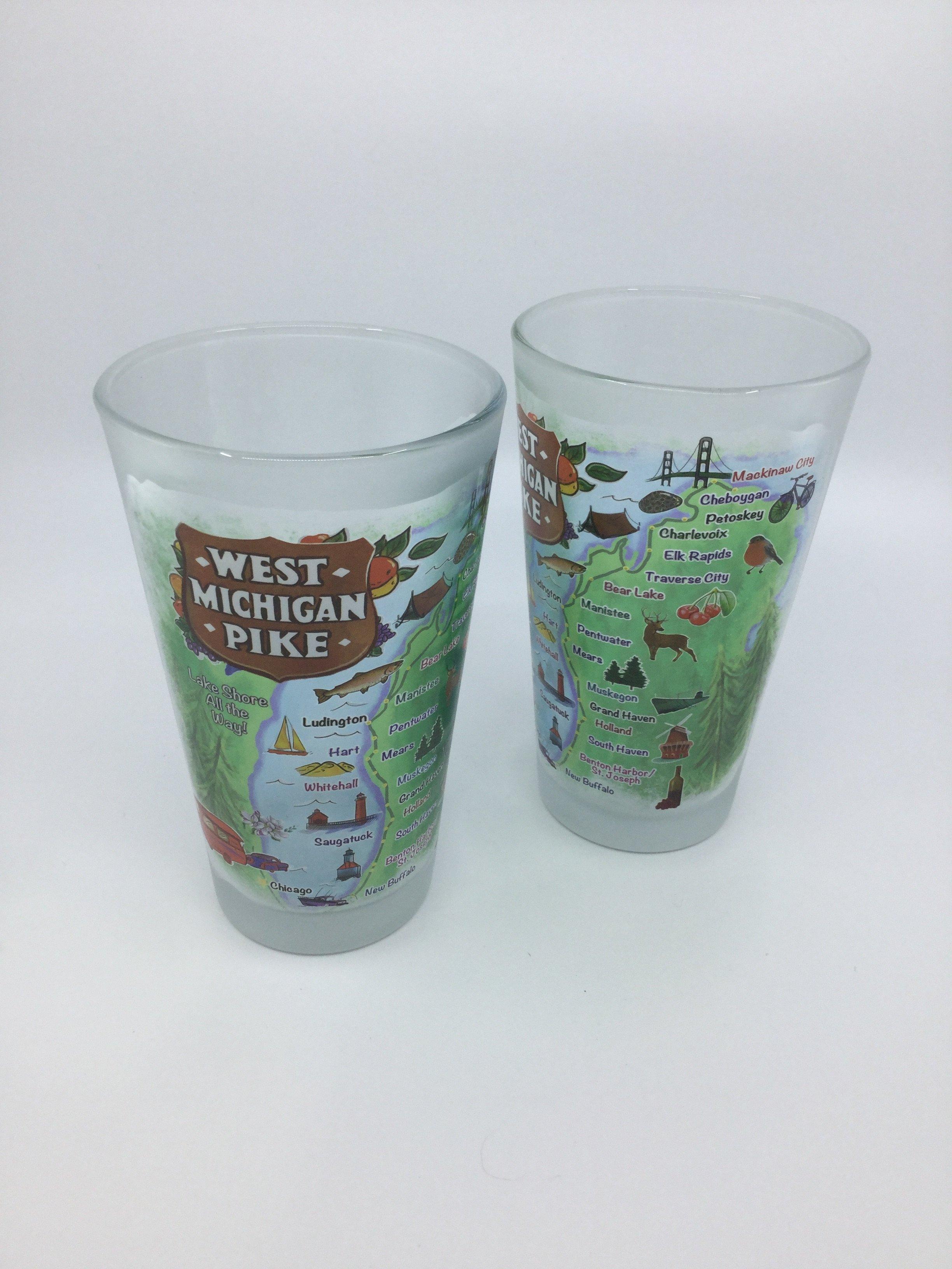 WEST MICHIGAN PIKE GLASS