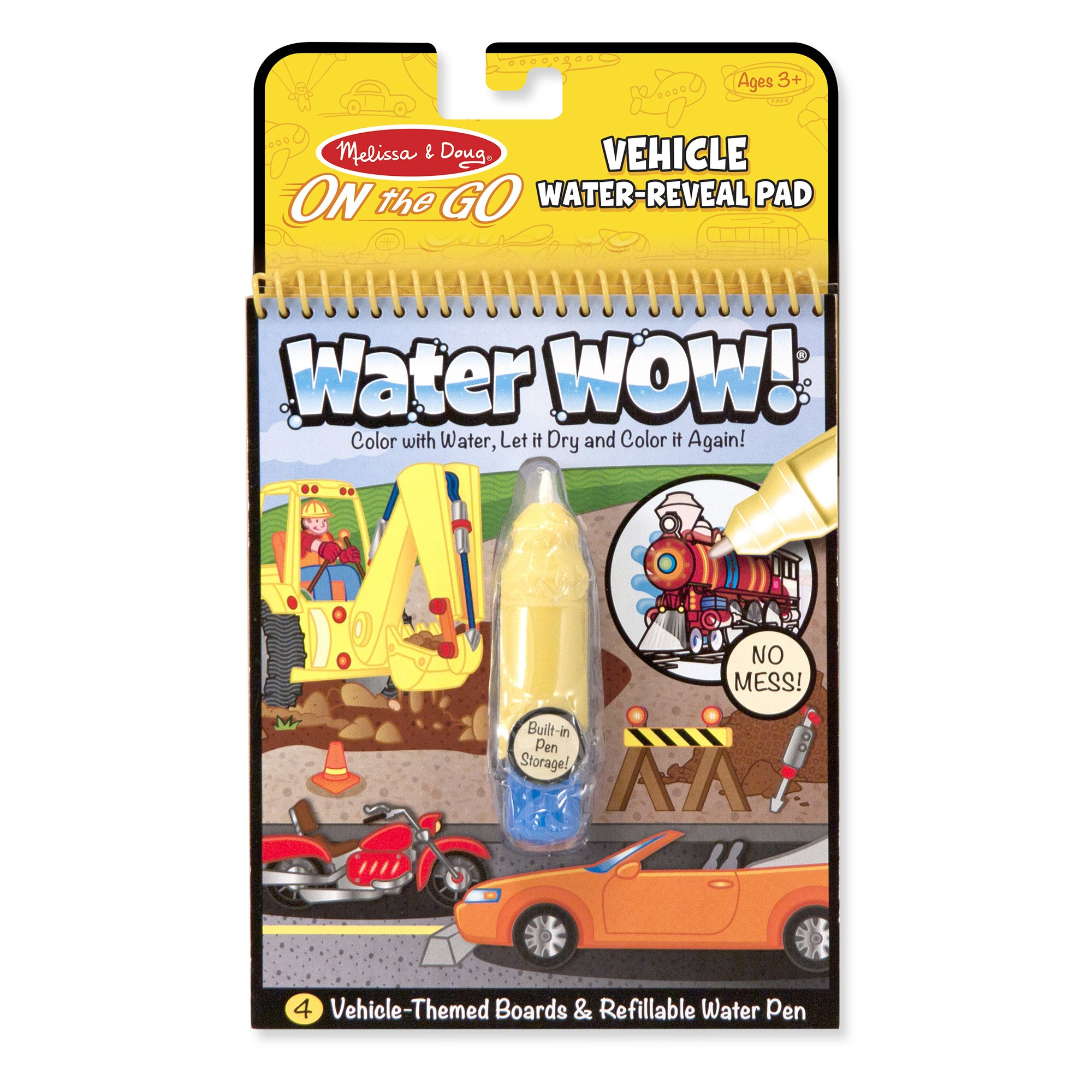 WATER WOW, VEHICLES