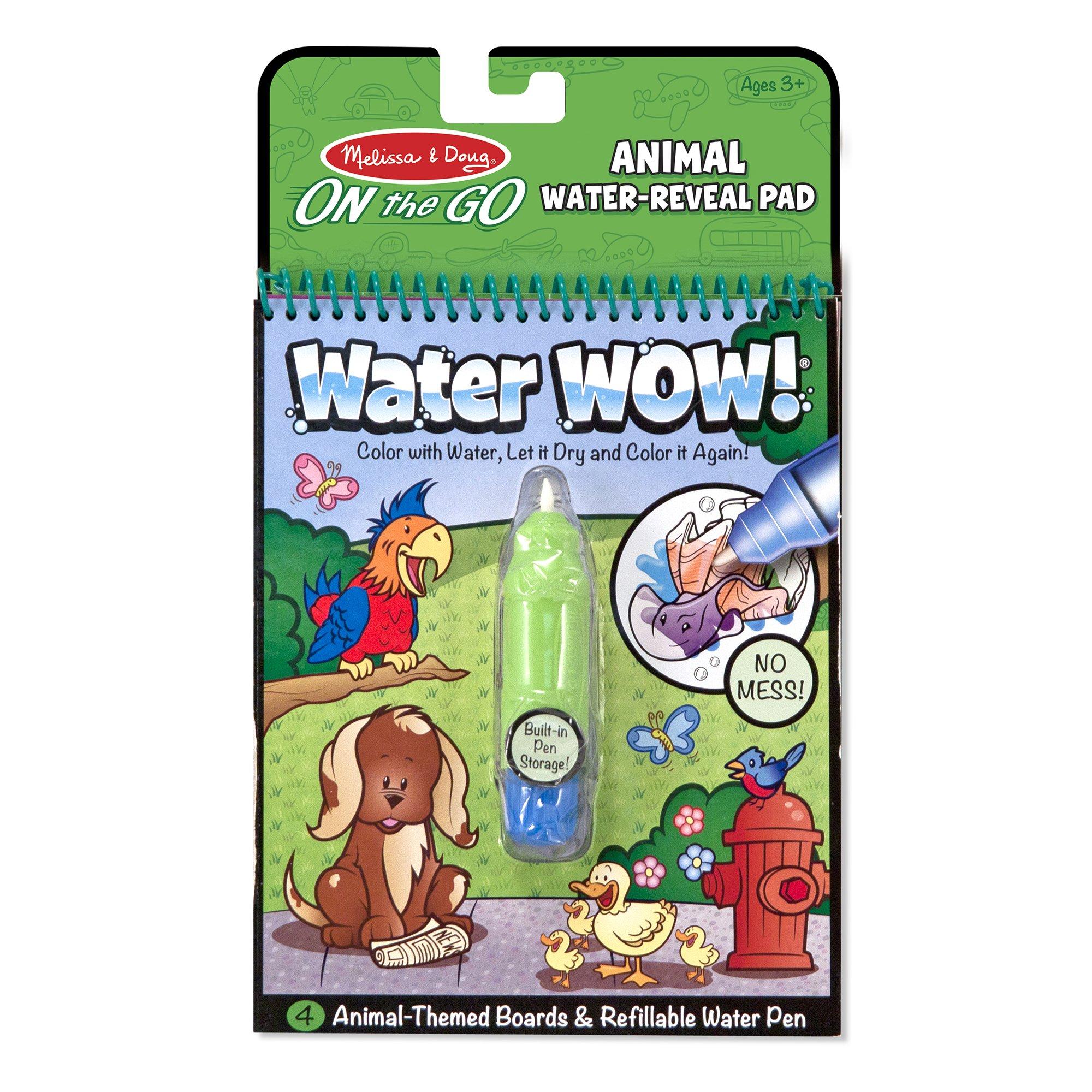 WATER WOW, ANIMALS