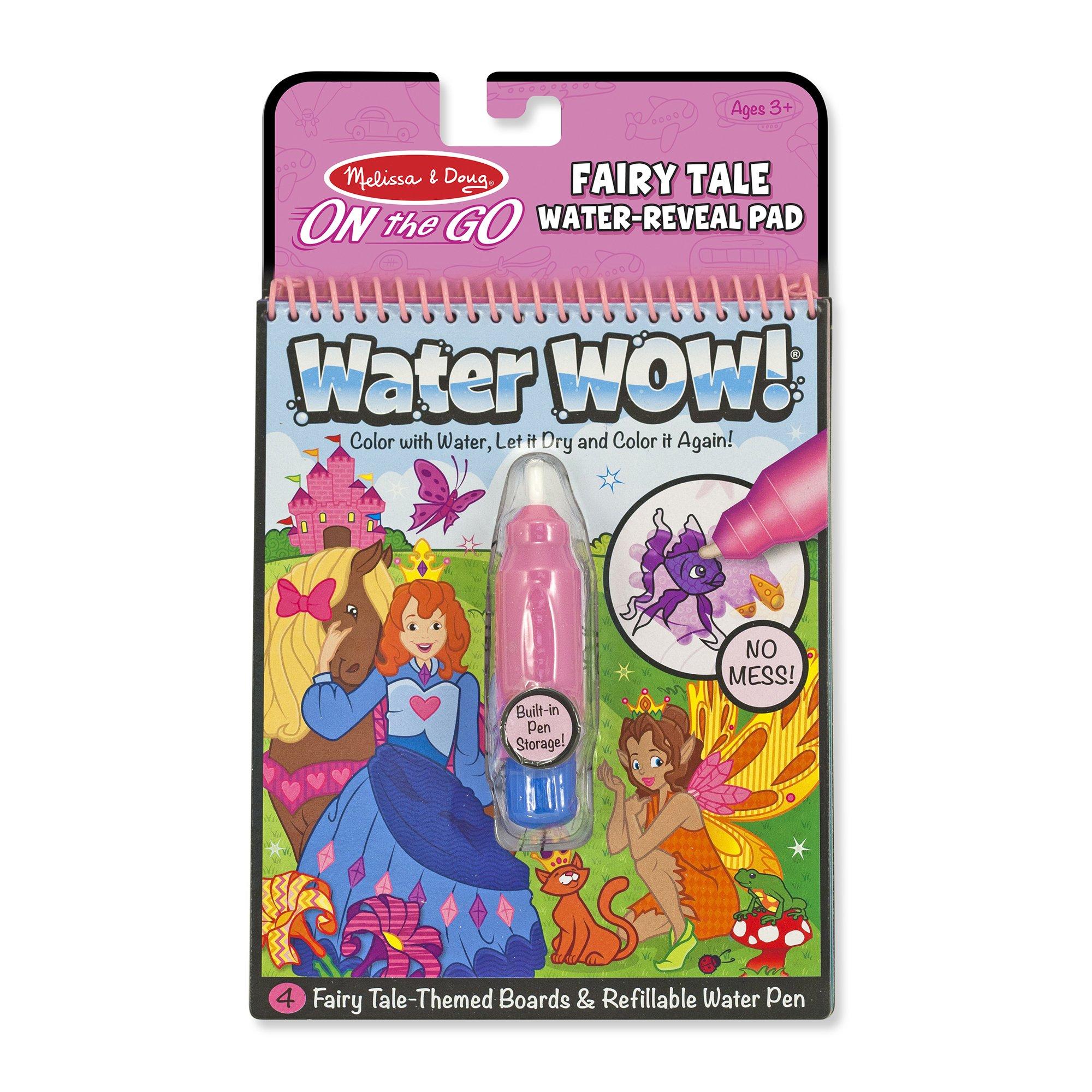 WATER WOW, FAIRY TALE