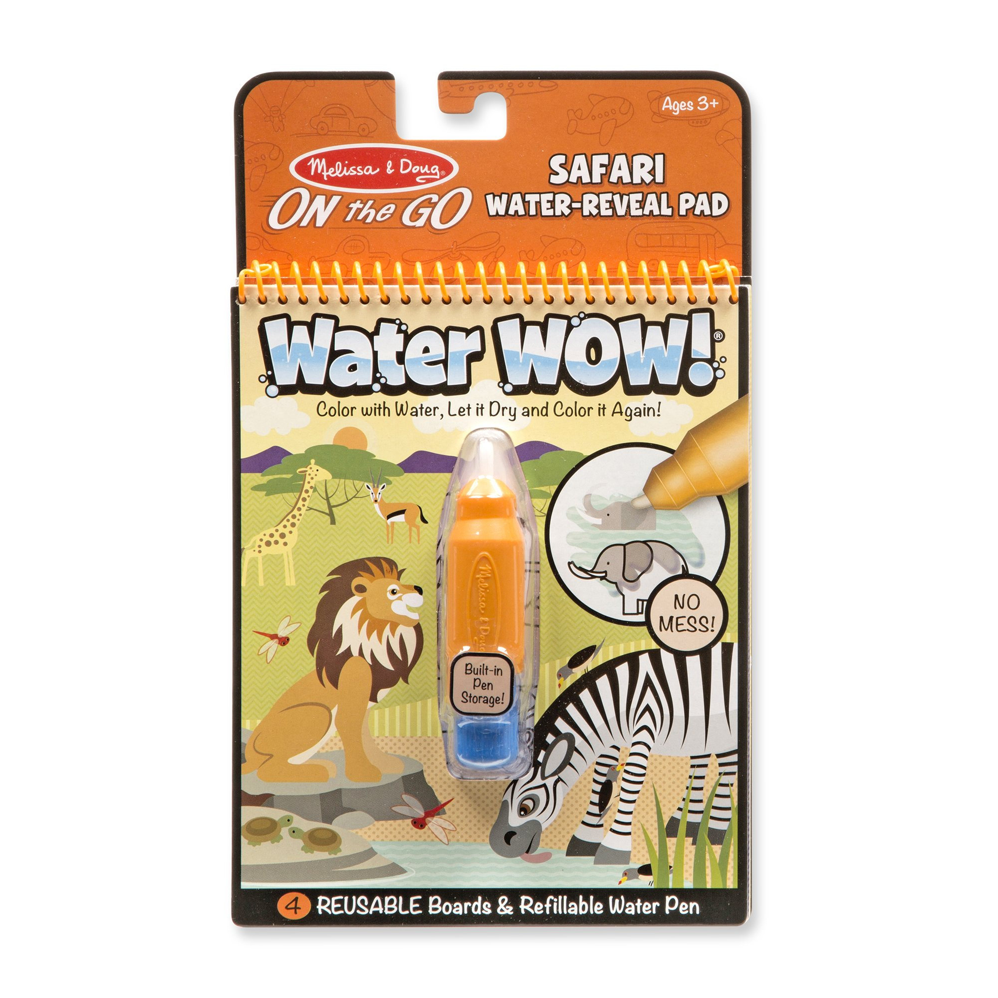 WATER WOW, SAFARI